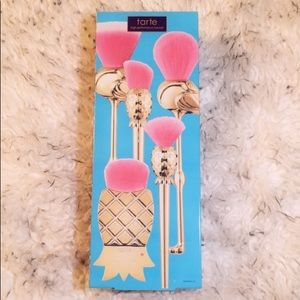 TARTE Let's Flamingo Brush Set